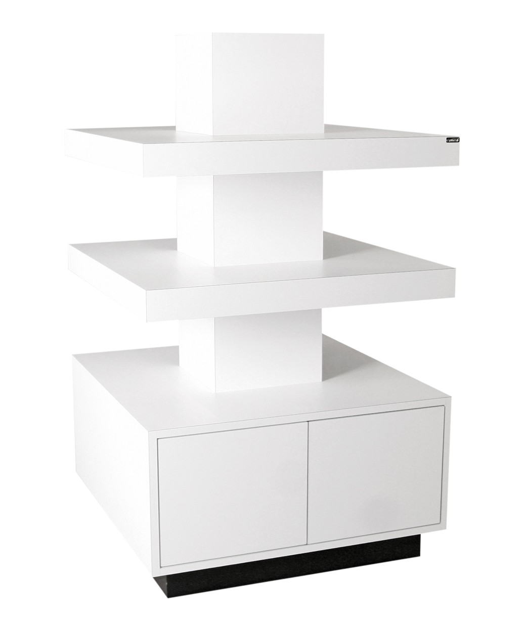 6647-32 Zada Stacked Retail Display with Lights