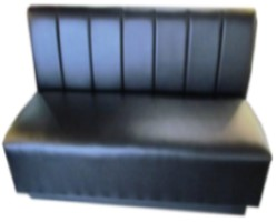 Mr. B 6 Foot Comercial and Reception Bench