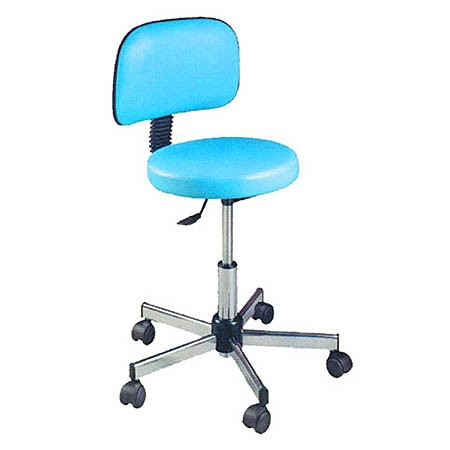 644 Round seat stool with backrest